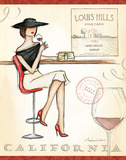 Wine Event II Prints by Andrea Laliberte
