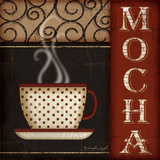 Mocha Posters by Jennifer Pugh