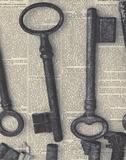 Parisian Keys I Láminas por Marc Olivier