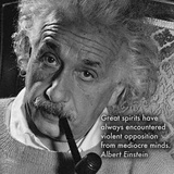 Albert Einstein Affiches