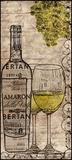Vin blanc Affiches par Lisa Wolk