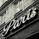 Newsprint Paris Affiches par Marc Olivier