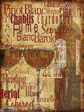 Cheers Wine Classics Posters by Lisa Wolk
