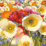 Sunny Abundance Prints by Shirley Novak