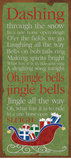 Jingle Bells Poster by Stephanie Marrott