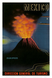 Mexico: Paricutin Volcano, c.1943 Prints
