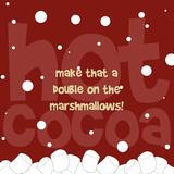 Marshmallows Posters by Anna Quach