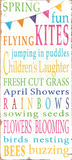Spring Fun Poster