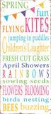 Spring Fun Poster
