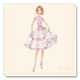 Barbie™, Southern Charm Stretched Canvas Print by Robert Best