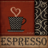 Espresso Prints by Jennifer Pugh