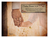 Reason no. 37: Child&#39;s Hand Poster by Shawnda Eva