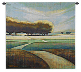 Looking Back Wall Tapestry by Tandi Venter