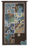 Puzzling Wall Tapestry