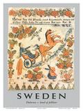 Dalarna, Sweden, c.1959 Prints