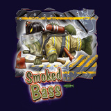 Smoked Bass Posters by Jim Baldwin