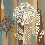 Pieces of Nature II Print by  Pela