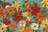 Bright Expressive Garden Prints by Silvia Vassileva