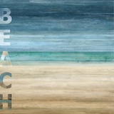 Beach Prints by Luke Wilson