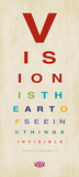Visionen Poster von Stephanie Marrott