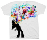 Jimi Hendrix- Soul Explosion T-Shirts
