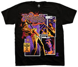 Jimi Hendrix- Hendrix Comic T-Shirt