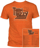Thin Lizzy - 79' Tour T-shirts