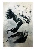 Black Cloud Kunst von Alex Cherry