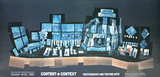 David Hockney - Walking Past Le Rossignol - Art Print