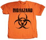 Biohazard - Classic Logo Shirt
