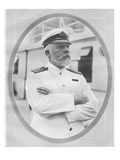 Captain of White Star Liner, RMS Titanic. Photographic Print