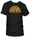 Sun Records - Memphis Logo T-paita