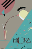 Moka Serigraph by  Lepas