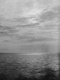 Titanic. First Sunrise. Photographic Print