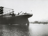 Launch of RMS Titanic, May 31st 1911. Photographic Print