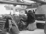 Steerage Passengers. Photographic Print