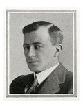 Christopher Head, Former Mayor of Chelsea and Passenger on Titanic. Photographic Print