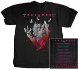 Testament - Lost Souls  - Tour '91 Shirt