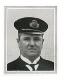 Herbert Fitzhugh Walter McElroy, Chief Purser of RMS Titanic. Photographic Print