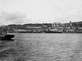 Cobh Jetties, Queenstown. Photographic Print