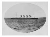 RMS 'Mauritania'. Photographic Print