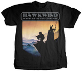 Hawkwind - Masters of the Universe T-shirts