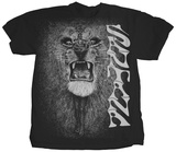 Santana - White Lion T-shirts