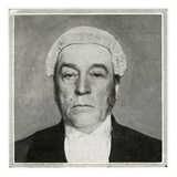 Photograph of British Lord Mersey. Photographic Print