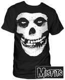 Misfits - Skull &amp; Logo T-Shirt