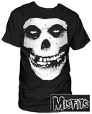 Misfits - Skull & Logo Magliette