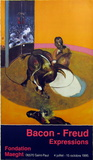 Study For Bullfight Art by Francis Bacon