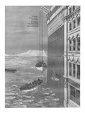 Titanic Lifeboats Photographic Print