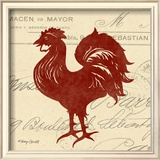 Tuscan Rooster III Prints by Sharyn Sowell