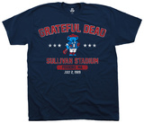 Grateful Dead- Patriot Dead T-shirts